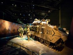 The National Infantry Museum in Fort Benning, Ga.,