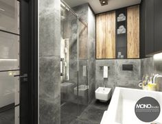 Browse images of industrial Bathroom designs by MONOstudio. Find the best photos for ideas & inspiration to create your perfect home.