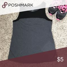 Athletic Tank Good condition workout Tank. Polyester and spandex blend. Danskin Now Tops Tank Tops