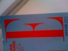 1: Schreef letter  2: Hoofdletters  3Letters verticaal breed en horizontaal smal