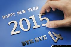 Well 2014 is on its end and 2015 is about to come, so for these biggest events we are here sharing with you Bye 2014 & coming New Year 2015 Pictures & Wallpapers. Download Bye 2014 Pictures, Bye 2014 Wallpapers, Happy New Year 2015 Pictures, Happy...