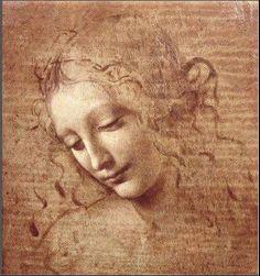 Painting World: Awesome Painting of Leonardo Da Vinci