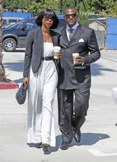 "Tasha Smith & Keith Douglas OUT And ABOUT In LA + Ne-Yo's ""R.E.D."" Disc Gets September 18th RELEASE DATE! 