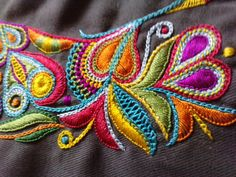Glazig aux couleurs Bollywood ^^ - Le blog de Laure