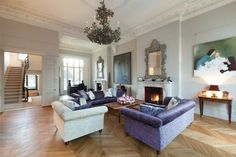 Leinster Gardens, W2 | House for sale in Bayswater, Westminster | Domus Nova | West London Estate Agents: Property Search, Explore Notting H...