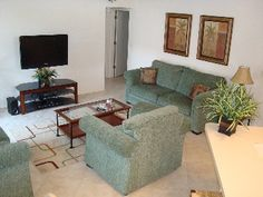 Family Room #disney #rental #vacation http://www.homeaway.com/vacation-rental/p236453