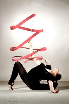 Rhythmic Gymnastics is our grace