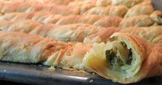 Pita Recipes, Pastry Recipes, Greek Recipes, Cooking Recipes, Healthy Recipes, Greek Pita, Eat Greek, Filo Pastry, Greek Cooking