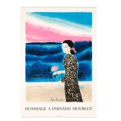 BRAZILIER. Hommage à Fernand Mourlot