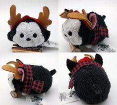 Disney's Tsum Tsum Plush Guide - Part 2 Kawaii Disney, Disney Plush, Disney Tsum Tsum, Disney Movies, Disney Pixar, Walt Disney, Disney Characters, Disney Stuffed Animals, Tsumtsum
