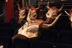 Lion King, Costume, Wilda beasts, July 2012