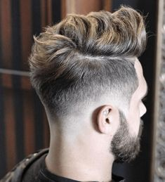 2017 Men's Hairstyles We've Taken The Most Hired Men For Newly Designed Men's Hair Trends. 2017 Men's Hairstyle Recommended 2017 Men's Hairstyles We've Taken the Most Hired Men for the Newly Designed Men's Hair Trends. Mens Hairstyles Pompadour, Undercut Hairstyles, Trendy Hairstyles, Popular Haircuts, Haircuts For Men, Hipster Haircuts, Wavy Hair, New Hair, Thick Hair