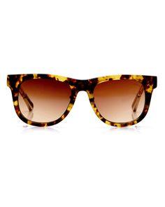Ochelari de soare Linda Farrow pentru un look de vedeta