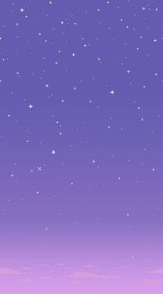 animal crossing night sky wallpaper♥