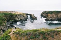Welcome to Mendocino like you haven't seen it before.