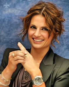 #StanaKatic - #Castle Press Conference (2010)