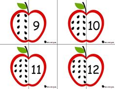 Related Posts:Fun number flashcards for preschoolNumber Sequence PuzzlesPuzzle for KidsApple Activities for PreschoolComplete the PuzzlesThree Piece Puzzle for Kids Fall Preschool Activities, Apple Activities, Numbers Preschool, Counting Activities, Preschool Math, Number Flashcards, Number Puzzles, Puzzles For Kids, Australia Day Craft Preschool