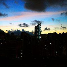Liquid Sky in Hong Kong