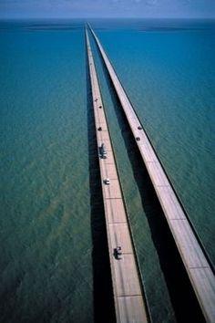Lake Pontchartrain Bridge