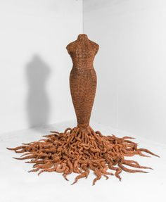 Susie MacMurray - installations, wearable art, found/ordinary objects