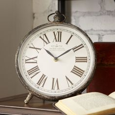 Table Clock - A Collection by Anglina - Favorave
