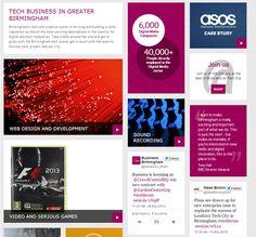 #techbrum - #techbrum section of the Business Birmingham website
