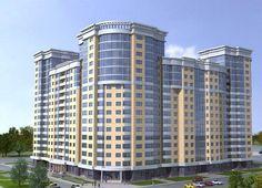 Строительство многоэтажного дома