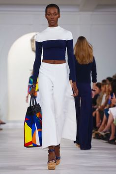 Ralph Lauren Fashion Show Ready to Wear Collection Spring Summer 2016 in New York