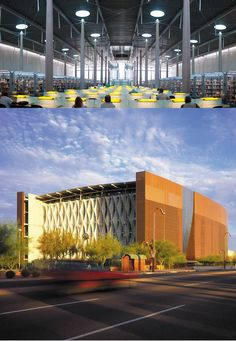 10- Architecture Travel Guide - 27 things to do in Phoenix Arizona7 - Burton Barr Central Library