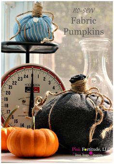 New Sew Fabric Shirt Pumpkins by coconutheadsurvivalguide.com