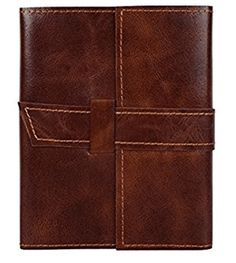 Handmade Leather Journal Notebook Refillable Diary for Men Women Writers Artist Poet Gift for Him Her Leather Gifts, Leather Books, Handmade Leather, Handmade Notebook, Handmade Books, Leather Notebook, Leather Journal, Leather Accessories, Leather Jewelry
