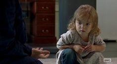 7.12 Judith played by Sophia and Chloe Garcia-Frizzi