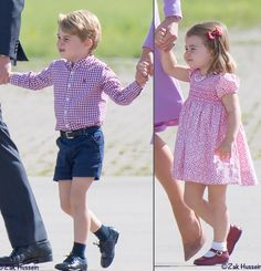 What Kate's Kids Wore | We chronicle the clothing, accessories, toys and other treasures worn and used by Prince George and Princess Charlotte.