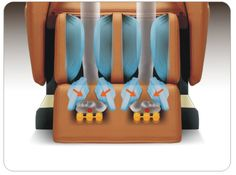 The Titan Pro Executive 3D Foot Massager Roller is going to give you a full massage. Massage Chair Plus will make your buying experience easier.   MCP   Massage chair Plus   Massagechairplus.com