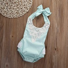 Sky Lace Bodysuit