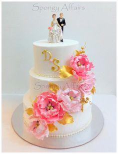 Pink Glory! - Cake by Meenakshi Jamadagni