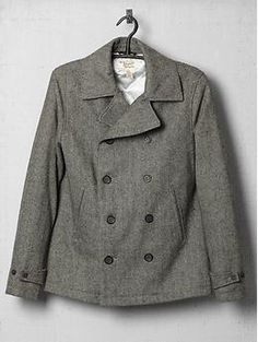 $250 / Original Penguin Double Breasted Peacoat | Piperlime