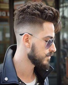 Modern Hairstyles Trends for Mens 2017 - 2018 To Look Sharp