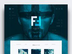 Web Design - Liquid theme