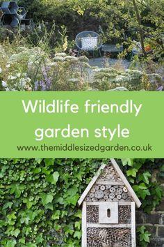 Make your garden come alive with a wildlife friendly garden #middlesizedgarden Seaside Garden, Coastal Gardens, Garden Oasis, Dry Garden, Garden Show, Australian Garden, English Country Gardens, Formal Gardens, Contemporary Garden