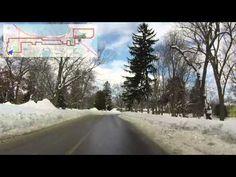 (3) Traverse City Virtual Video Bike Running Driving Tour - YouTube
