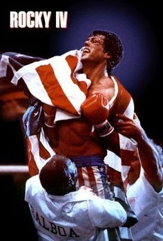 Rocky IV (1985) movie #poster, #tshirt, #mousepad, #movieposters2