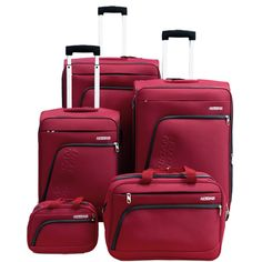 American Tourister Glider 5Pc Spinner Luggage Set 28