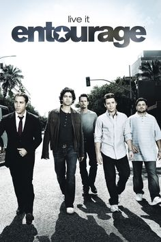 Entourage - Jeremy Piven and Kevin Dillon made this show. Wish it was still on.