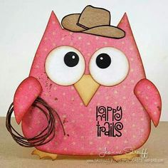 Owl Cowboy