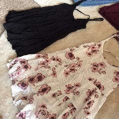 Brandy Melville Jada Dresses Gently worn and perfect condition! Looking to trade for other jadas ❤️ Brandy Melville Dresses Mini