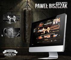 Paweł Biszczak to jeden z najlepszych zawodników Kyokushin Karate w Polsce - Paweł zlecił nam wykonanie strony internetowej o partej o technologię Flash i XML. Efekt pod adresem: http://pawelbiszczak.pl/