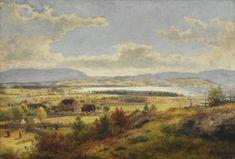 Hans Gude - Ask Gods (1848). jpg (550×372)
