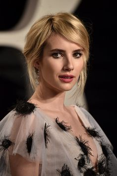 Pictured: Emma Roberts