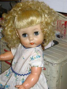 old Horsman doll